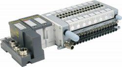 Das Isys Micro Ventilsystem von Parker ist ideal für Anwendungen mit vielen Ventilen, die zentral angeordnet werden sollen